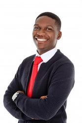 Moses  Madzorera, estate agent