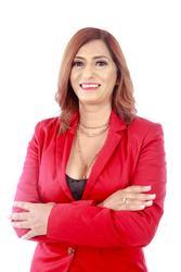 Nisha Singh, estate agent